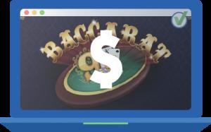 Bonus Baccara en ligne