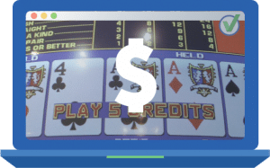 Bonus Video Poker en ligne