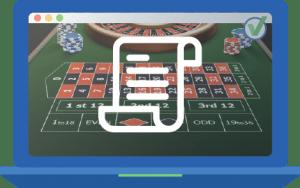 Regles roulette en ligne
