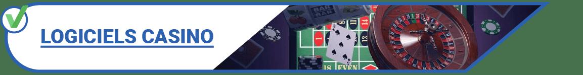 Logiciels Casino