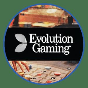 Evolution Gaming Logiciel