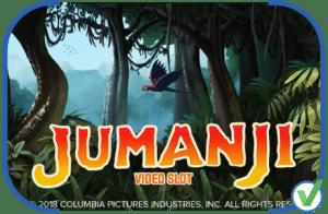 Jumanji Machine à sous