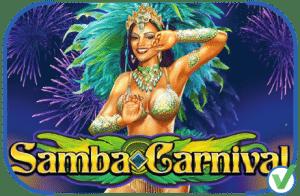 Samba Carnival Play N Go