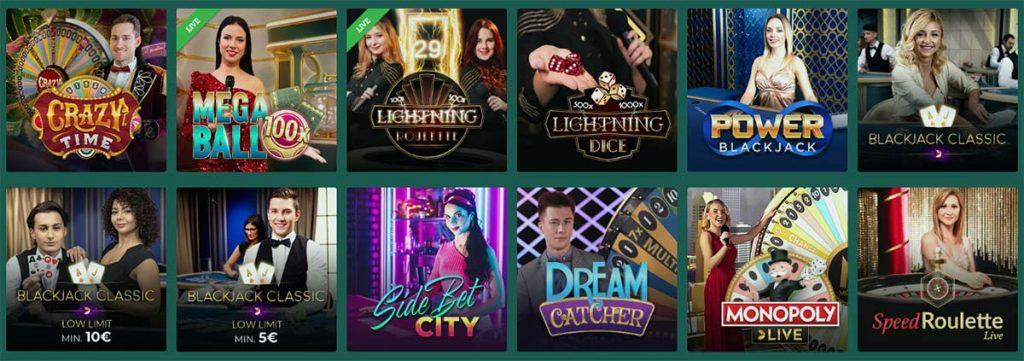 screenshot cresus casino