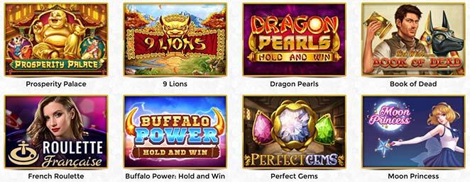 jeux Unique Casino