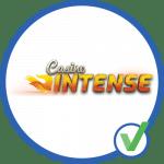 logo casino intense