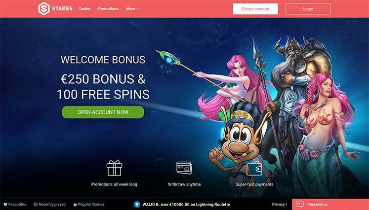 Avis Stakes Casino