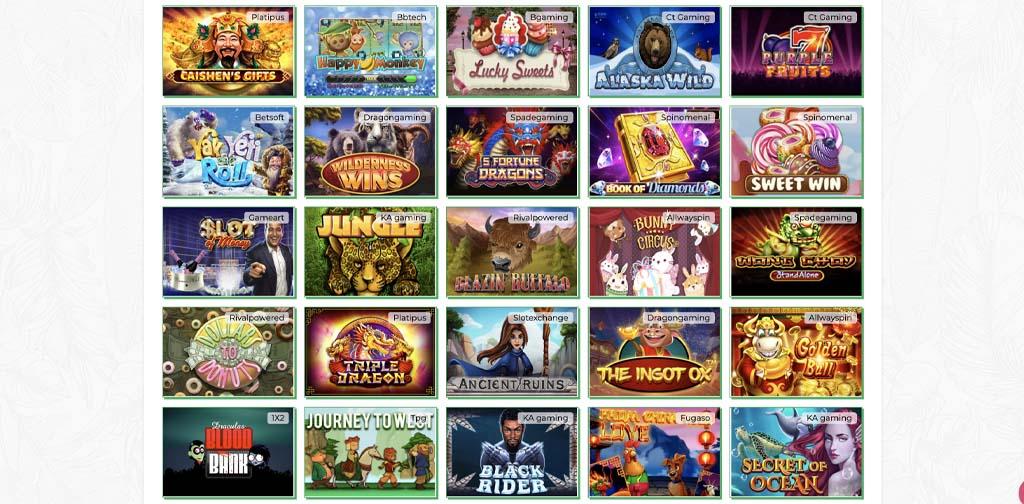 screenshot lady linda casino games