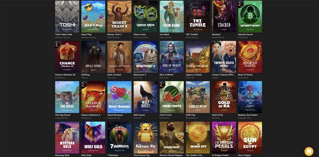 screenshot fortune jack games