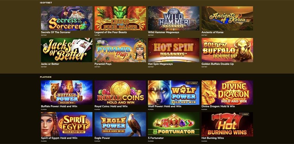 screenshot kings chance games