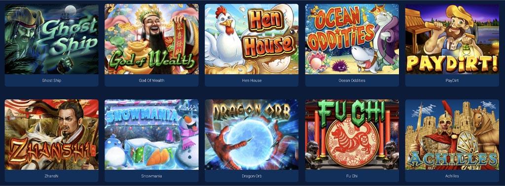 screenshot la riviera games