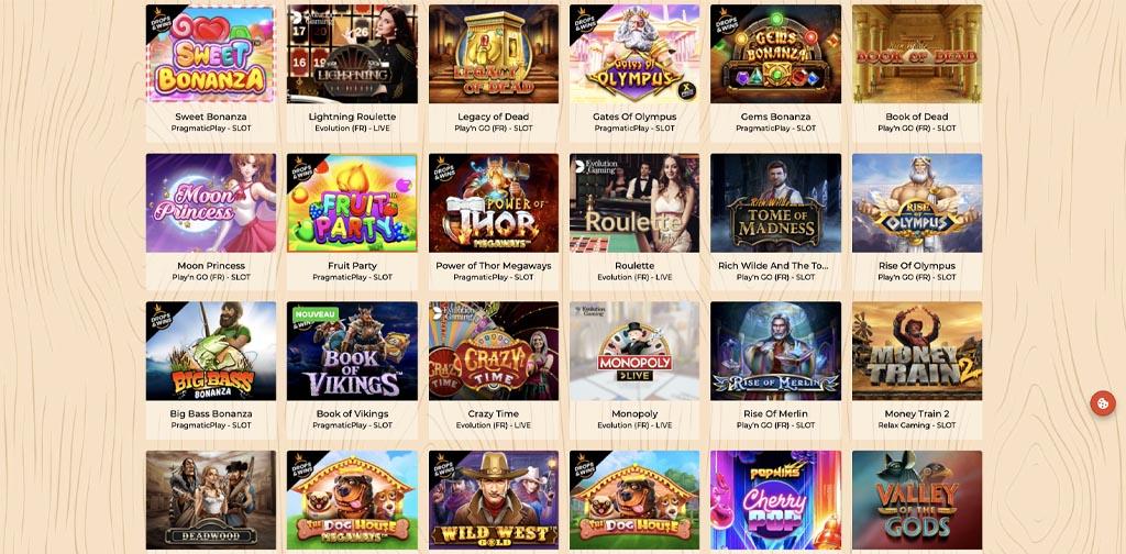 screenshot lucky luke games